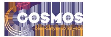 Logo: COSMOS – батутный клуб Новороссийск