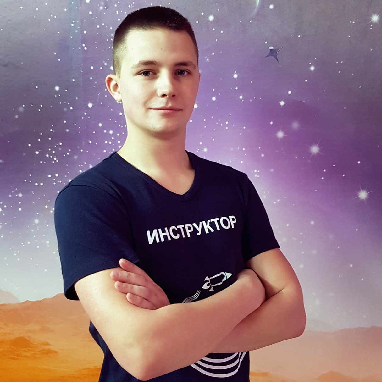 Инструктор: Новожилов Руслан