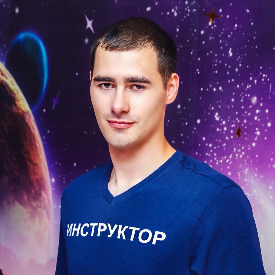 Инструктор: Сидоров Егор
